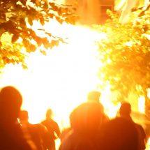 Αθηνα: Εμπρηστικη αλληλεγγυη στα συντροφια της υποθεσης PDI στη Χιλη